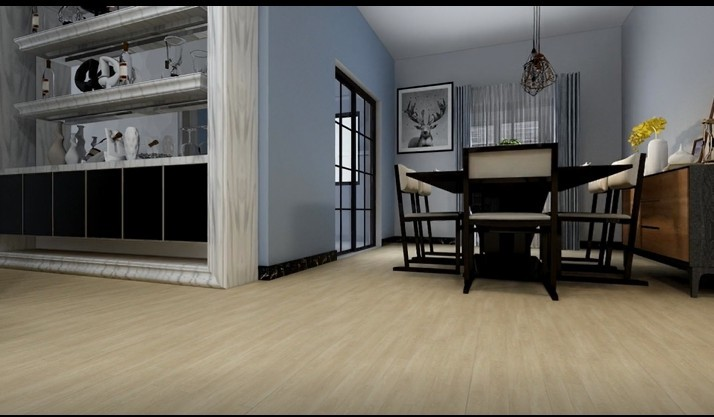 Luxury plastic flooring PVC SPC LVT LVP vinyl plank flooring for home decoration  self adhesive plastic floor covering