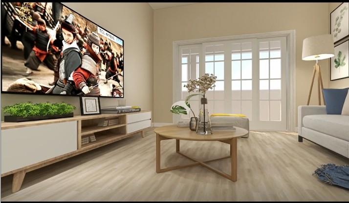 Luxury plastic flooring PVC SPC LVT   garage floor tiles self stick plastic floor