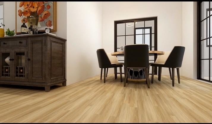 PVC Material Vinyl SPC Click Flooring Stone Plastic Flooring vinyl plastic floor tile