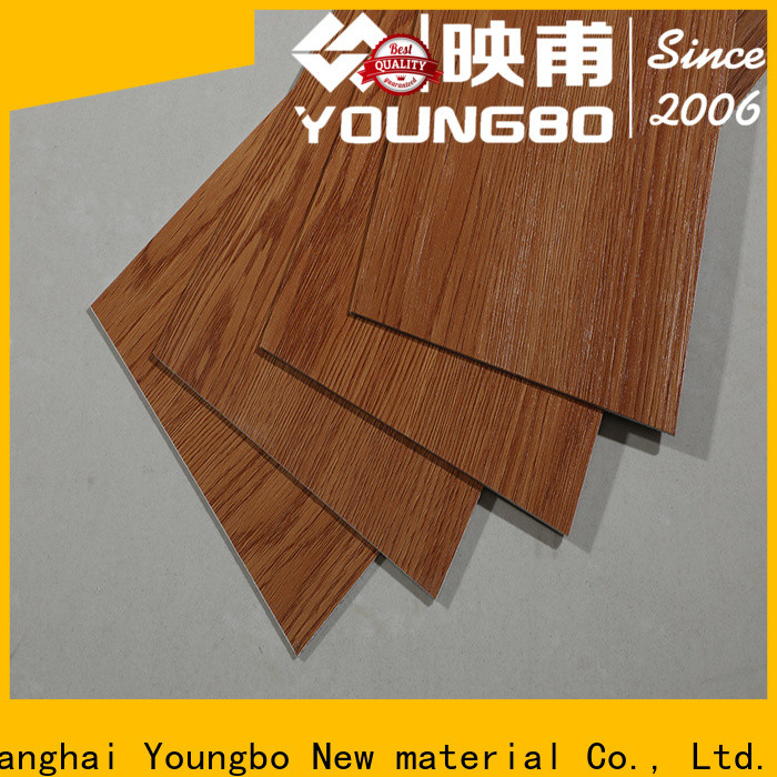 YOUNGBO hot sell self adhesive floor tiles order now for home