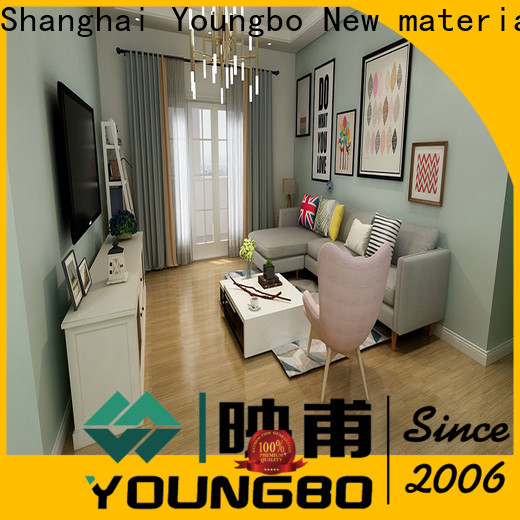 YOUNGBO best Stone plastic composite awarded supplier for kitchen