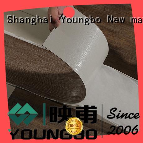 YOUNGBO high-quality vinyl flooring tiles export worldwide
