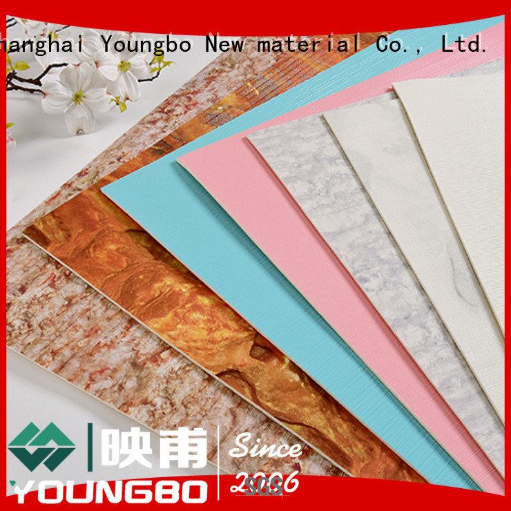 YOUNGBO good design 3d brick effect wallpaper inquire now for home decoration