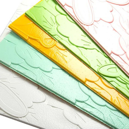10mm Foam Brickwork Wallpaper
