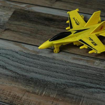 Wood Grain Flooring