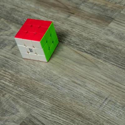 5mm SPC Kitchen Vinyl Flooring with PE Pad