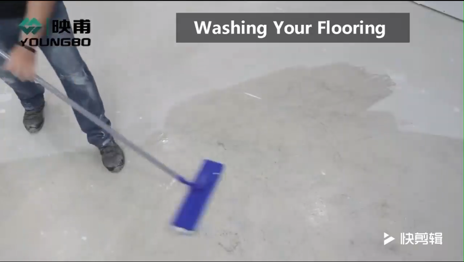 Self-adhesive Flooring Installation