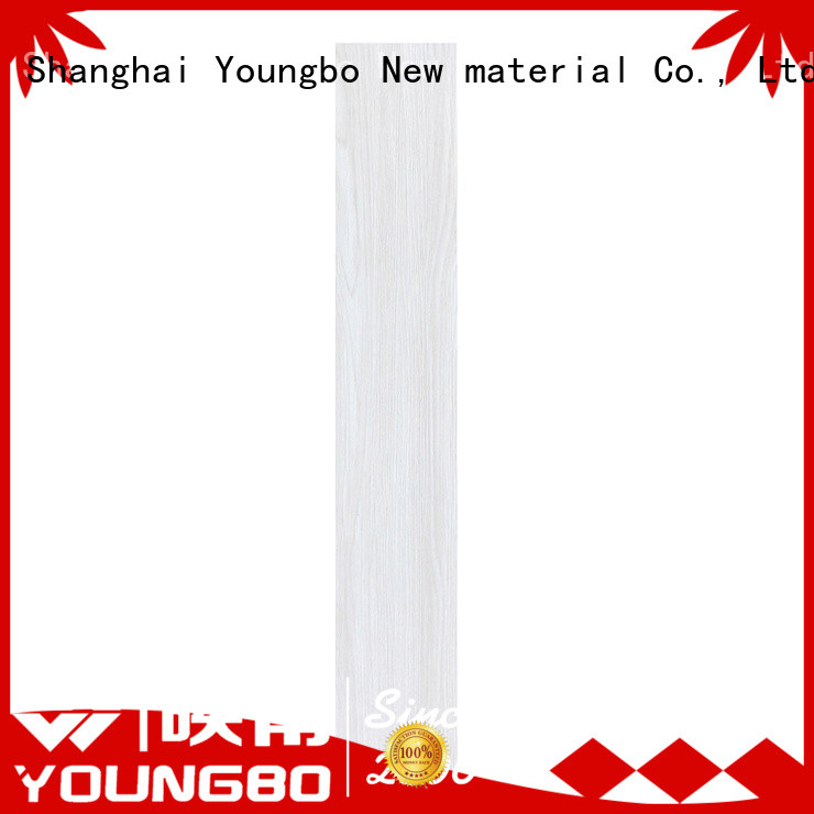 YOUNGBO 20mm self adhesive floor tiles source now for home