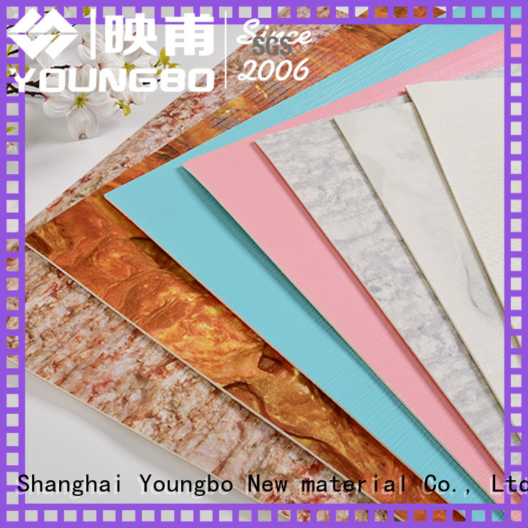 YOUNGBO reliable quality brick look wallpaper with low price for home decoration