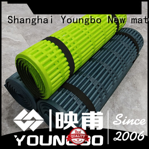 YOUNGBO floor double foam camping mattress for Living Room