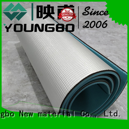 good quality double foam camping mat floor For Bathroom Use