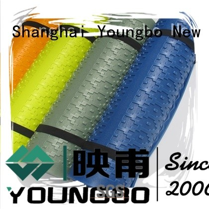 portable foam camping mattress side For Bathroom Use