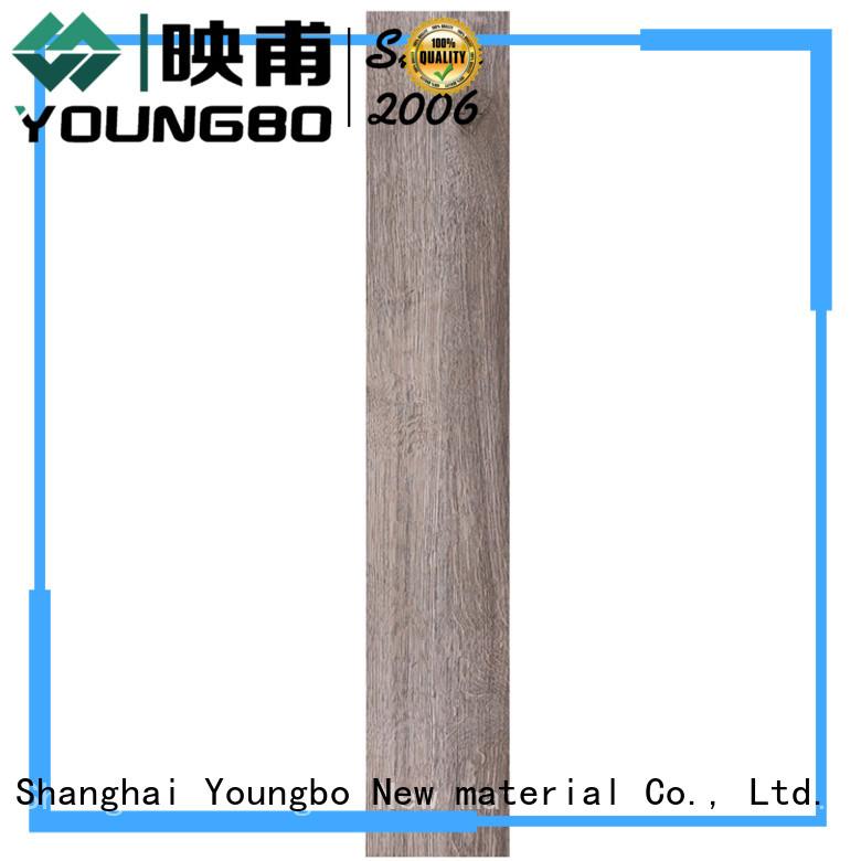 YOUNGBO lvt lvt vinyl flooring export worldwide for bathroom usage