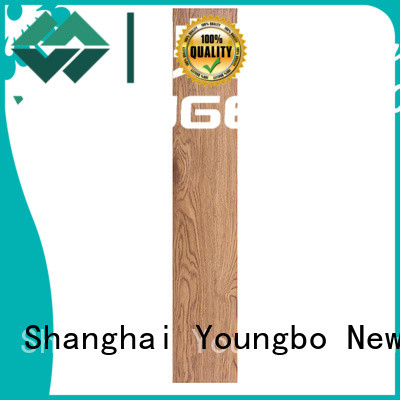 YOUNGBO hot recommended self adhesive floor tiles source now for bathroom usage