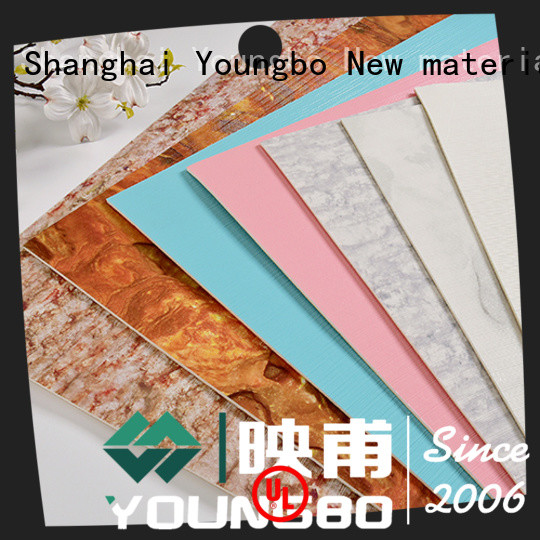 YOUNGBO stick 3d brick wall panels with low price for home decoration