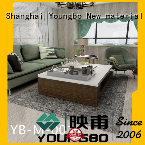 YOUNGBO cheap price good flooring company flooring for commercial