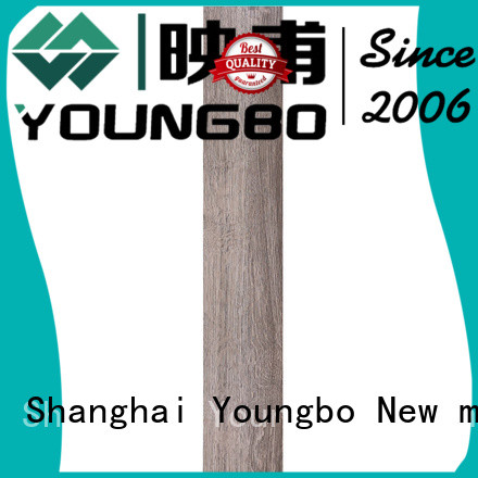 YOUNGBO cheap self adhesive vinyl flooring manufacturers for home