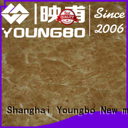 YOUNGBO cheap locking floor manufacturer