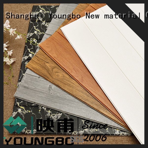 hot sell faux stone wallpaper 6mm wholesale for background