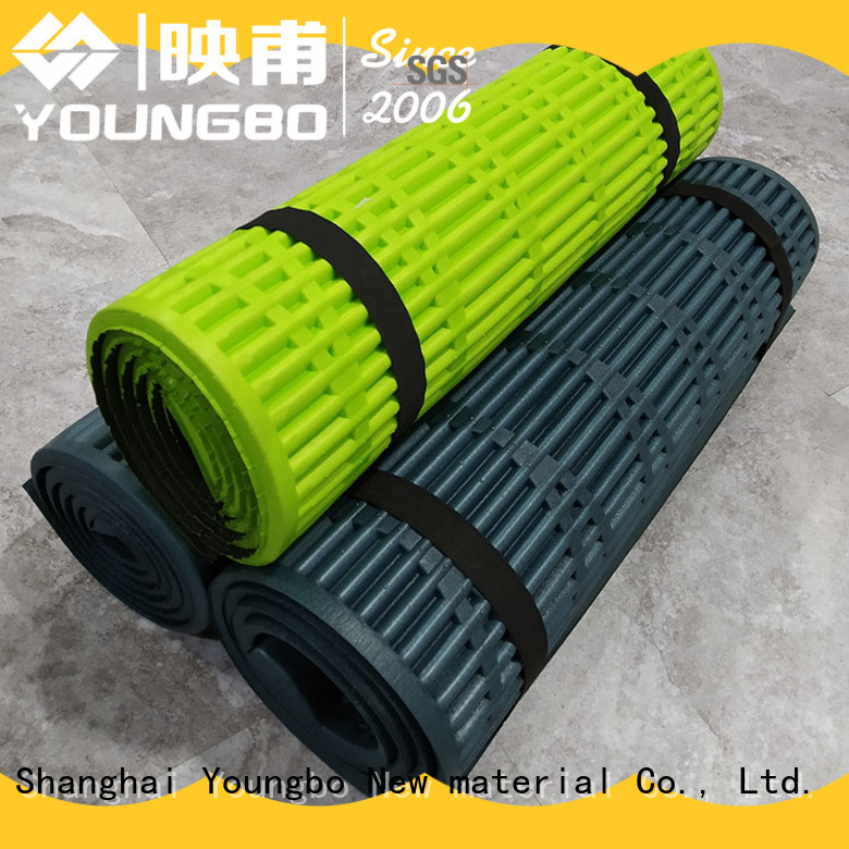 portable camping mat floor For Bathroom Use