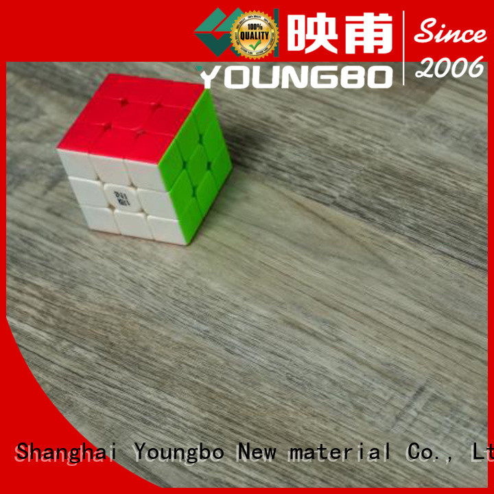 YOUNGBO pad locking floor wholesale for for Indoor Residential