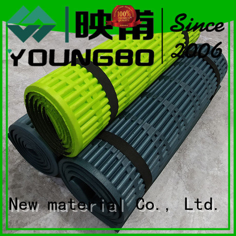 YOUNGBO portable outdoor sleeping mat for fitness