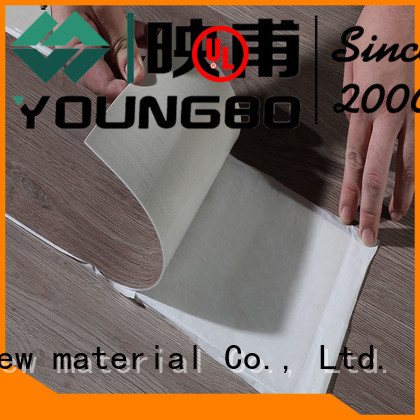 YOUNGBO best plastic flooring manufacturers inquire now for kitchen