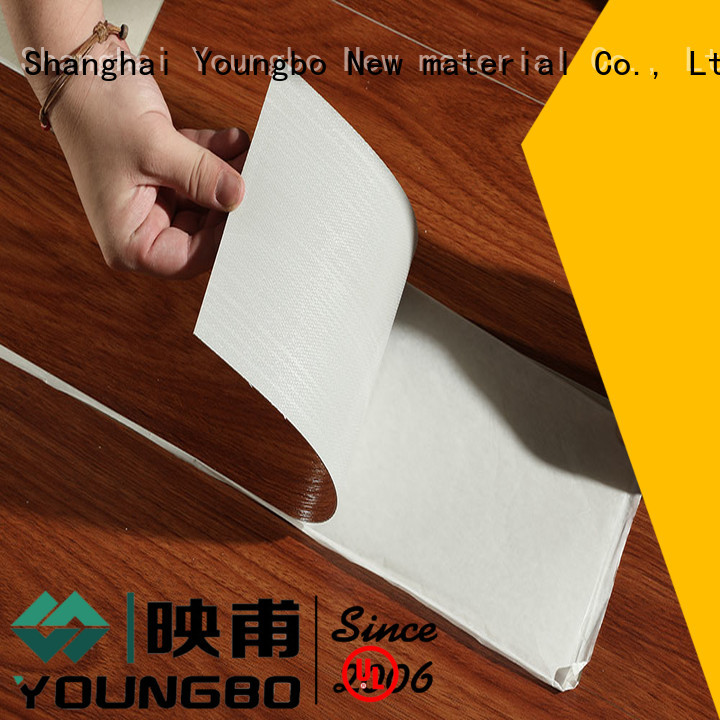 YOUNGBO low price foam wallpaper manufacturers for home
