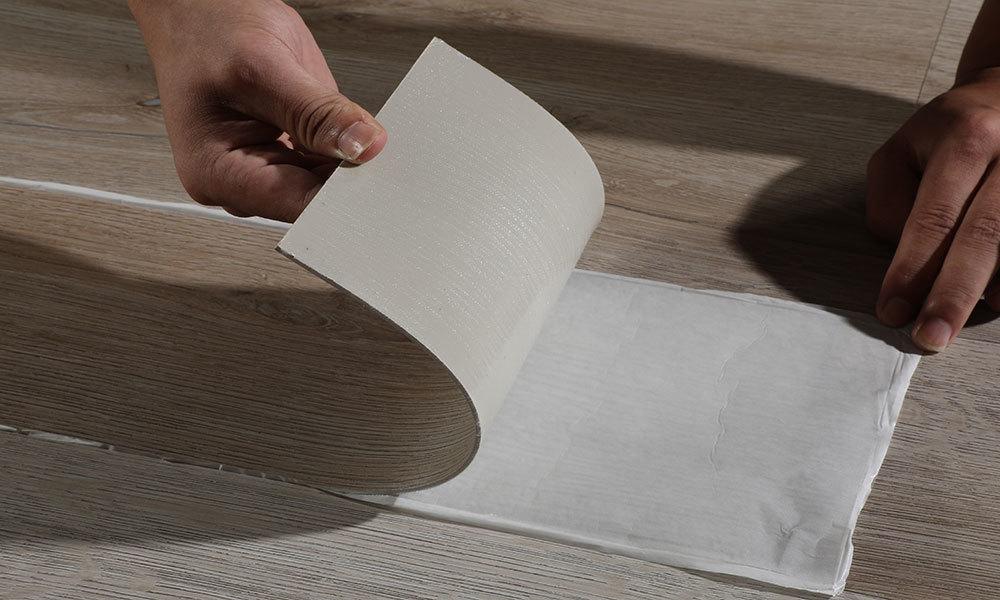 PVC Flooring With Glue