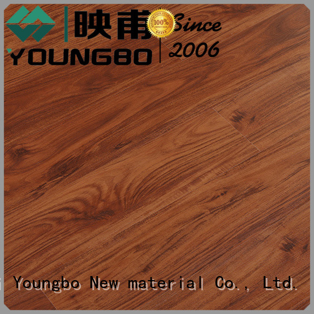 YOUNGBO stone stone plastic composite from China for for Indoor Residential