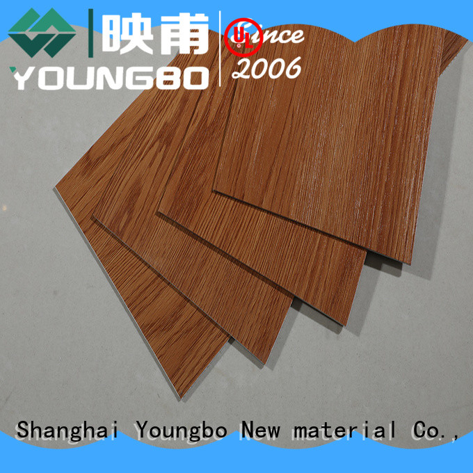 self adhesive floor tiles vinyl from China for bathroom usage