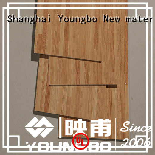 YOUNGBO hot sell self-adhesive floor order now for home