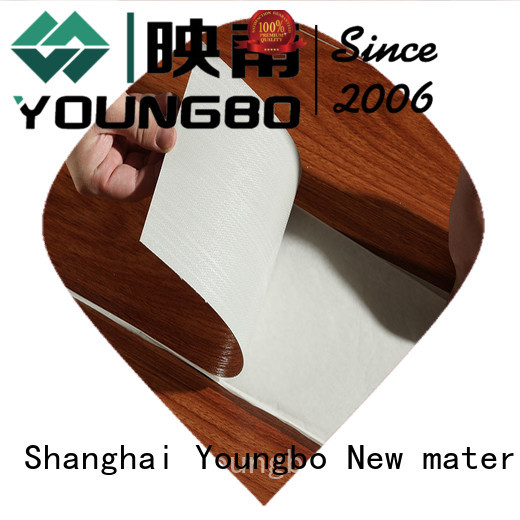 YOUNGBO good quality pvc flooring popular for garage