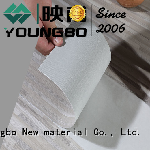 YOUNGBO tiles pvc floor covering source now for home