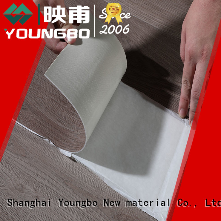 YOUNGBO 3mm foam wallpaper wholesale for bathroom usage