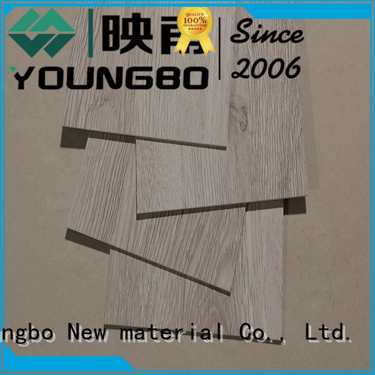 YOUNGBO cheap luxury vinyl tiles order now for home
