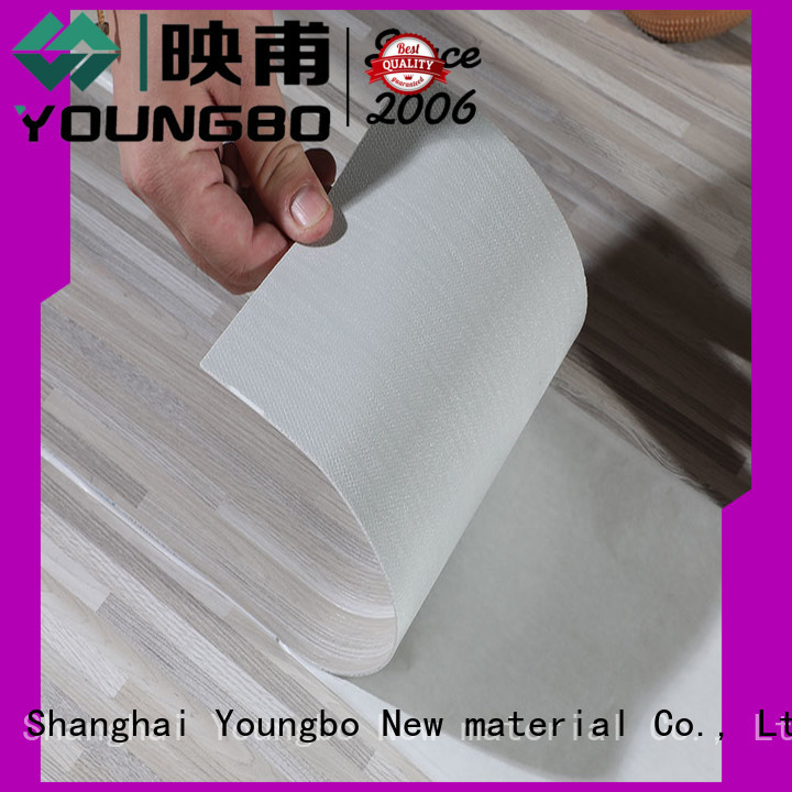 YOUNGBO best Stone plastic composite for bedroom