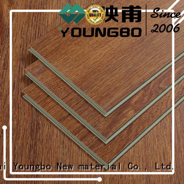 vinyl locking flooring stone wholesale for hospital