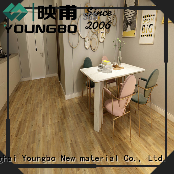 YOUNGBO stable supply foam wallpaper china supplier for bathroom
