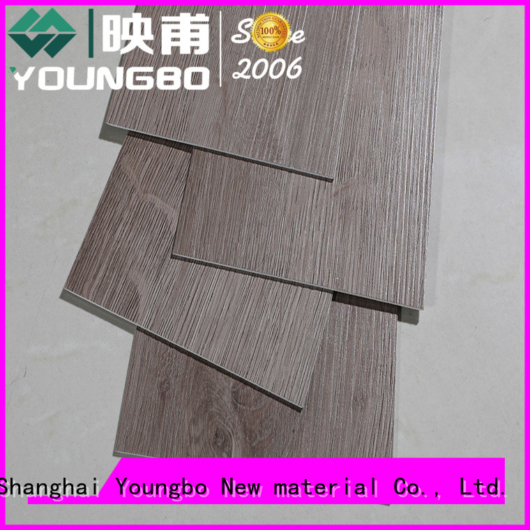YOUNGBO kitchen self-adhesive floor manufacturers for bathroom usage