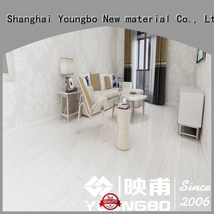 YOUNGBO plastic flooring manufacturers inquire now for indoor