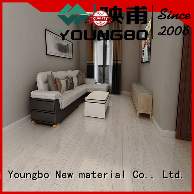 YOUNGBO 3mm foam wallpaper manufacturers for bathroom