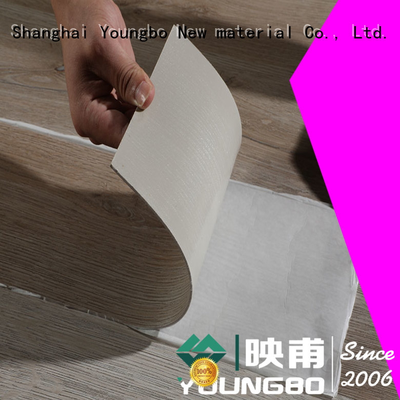 YOUNGBO flooring pvc vinyl flooring popular