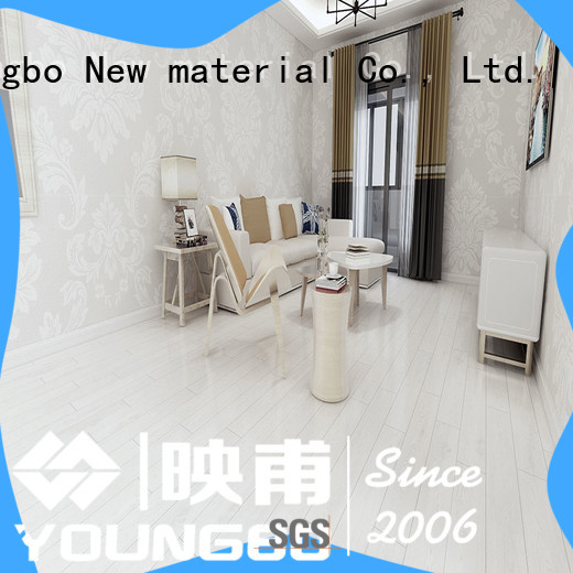 YOUNGBO highly recommend plastic flooring manufacturers wholesale for kitchen