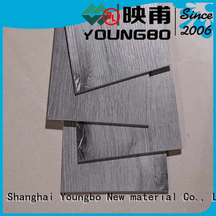 YOUNGBO hot sell lvt kitchen flooring from China for bathroom