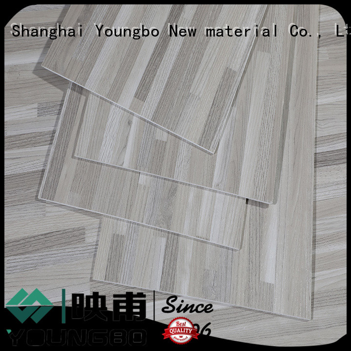 YOUNGBO hot recommended lvt floor tile source now for home