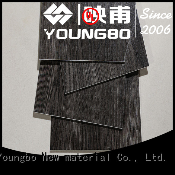 YOUNGBO flooring vinyl strip flooring source now for bathroom
