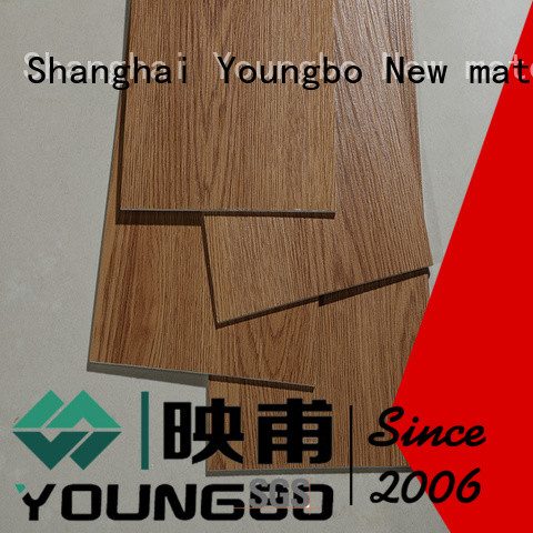 YOUNGBO flooring interlocking vinyl flooring order now for home