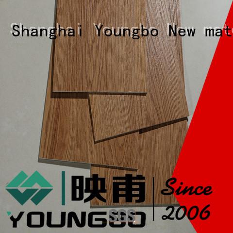 YOUNGBO flooring interlocking vinyl flooring order now for home