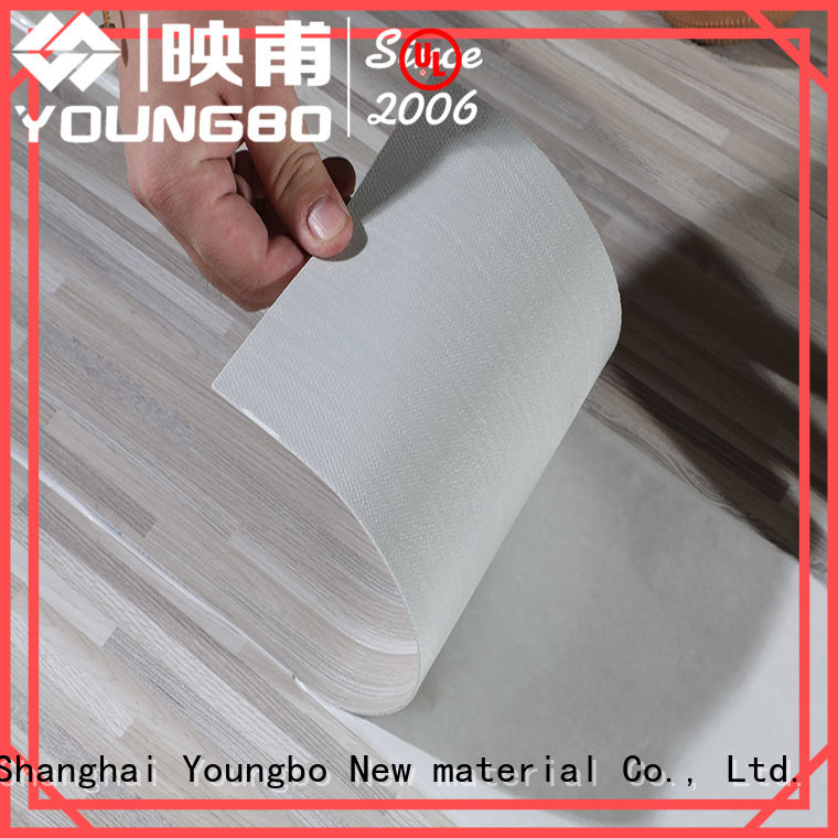 YOUNGBO pvc vinyl flooring source now